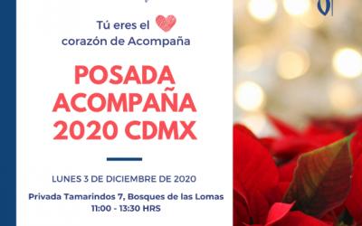 POSADA ACOMPAÑA 2020 CDMX