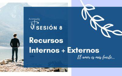 Recursos Internos + Externos